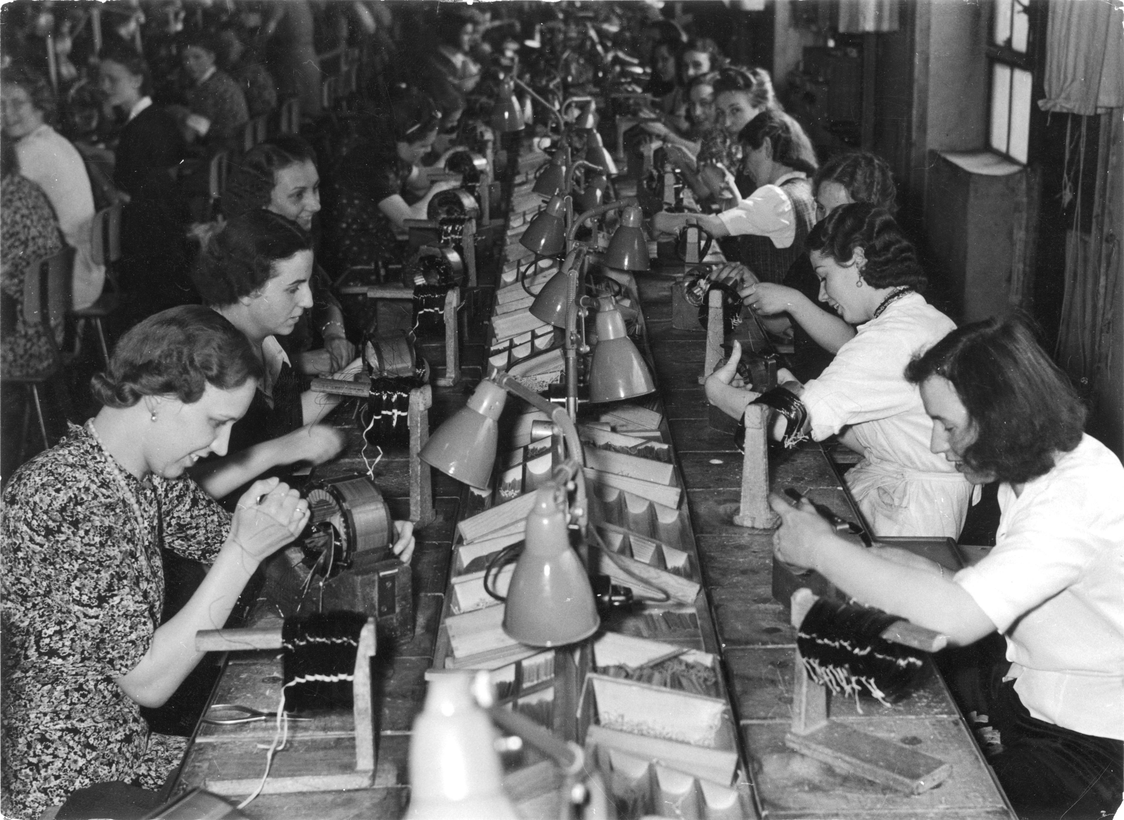 Die Rolle Der Frau In Der Weimarer Republik